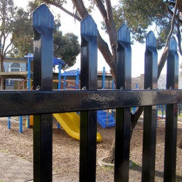 ChildSure® Playground Security Fencing