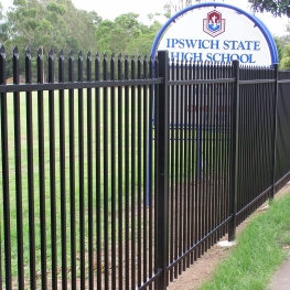 SecuraTop® Queensland School Security Fencing