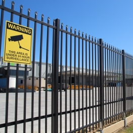 SecuraTop Max® High Security Fencing