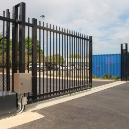 SecuraTop® Track Sliding Gates