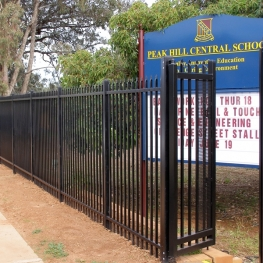 SecuraTop® NSW School Security Fencing