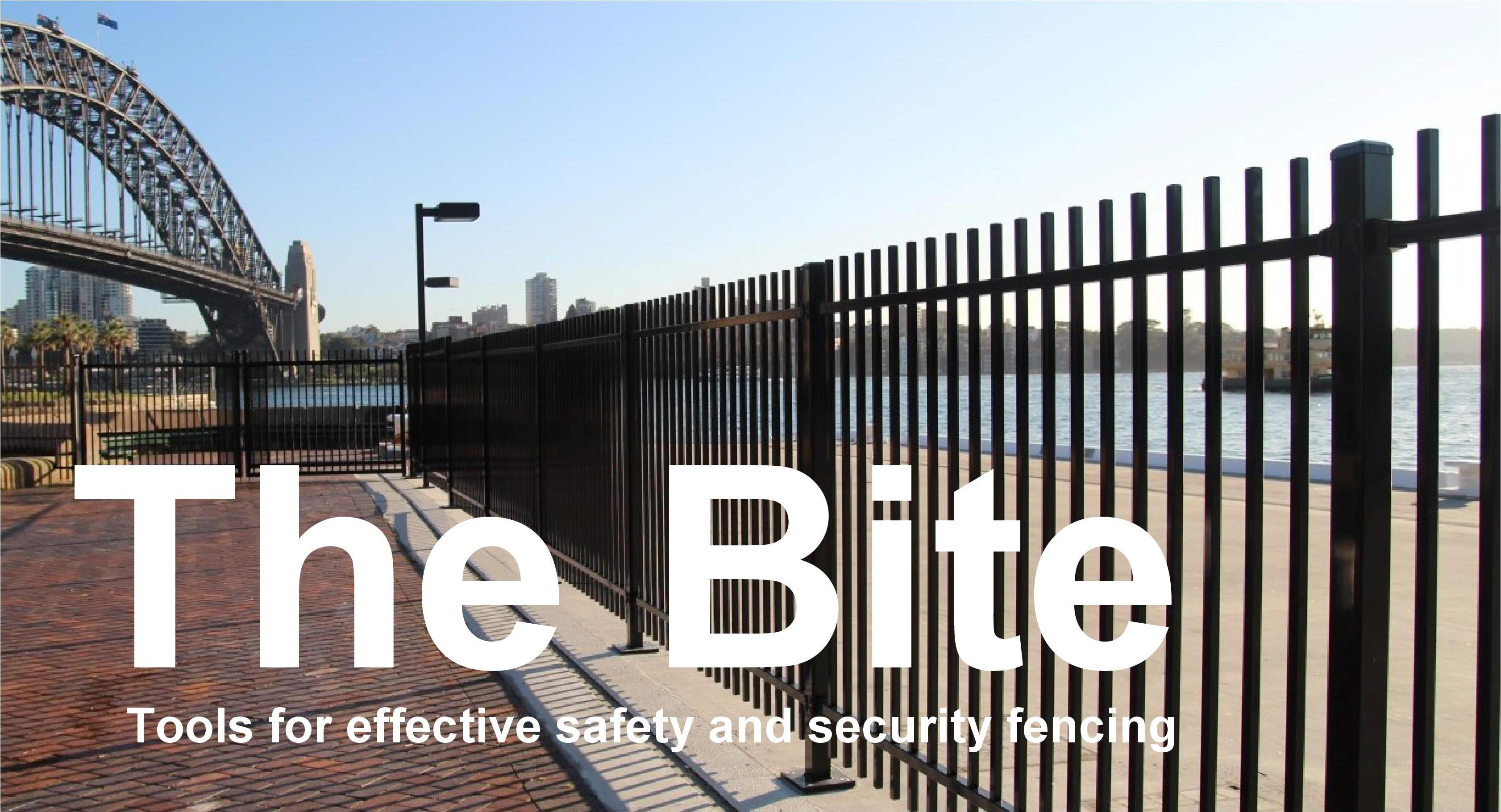 The Bite: Useful information about safety and security fencing from Bluedog Fences Australia.