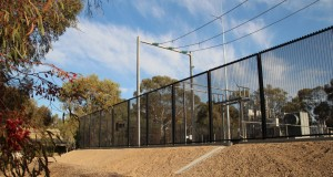 GuardForce Max® fencing secures substation in world renowned wine country