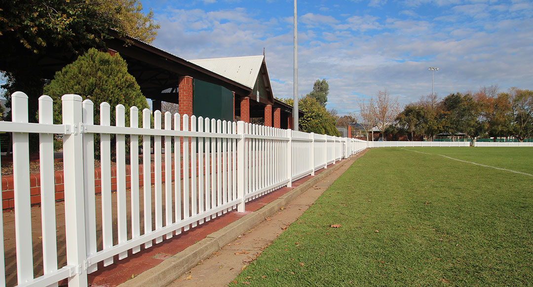 Sports Fencing At Unley Oval
