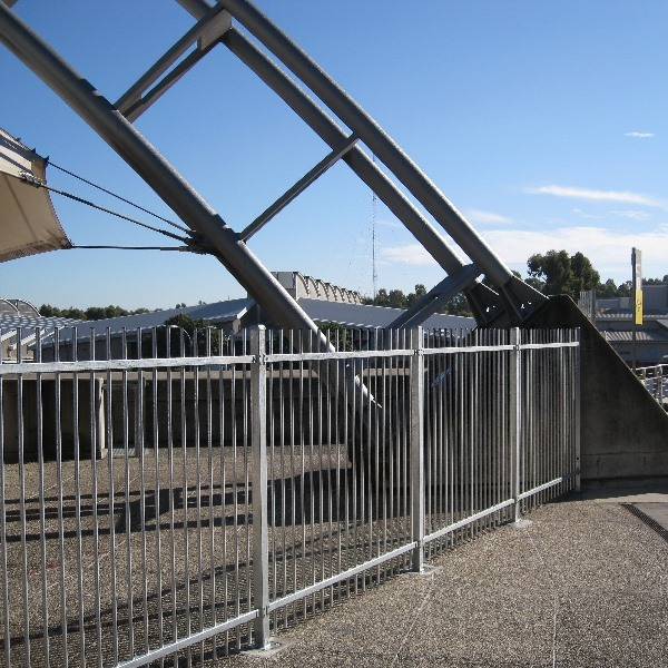 EventaFence® removable fencing is available in a polyester powder coated finish or hot dip galvanised in higher corrosion areas.