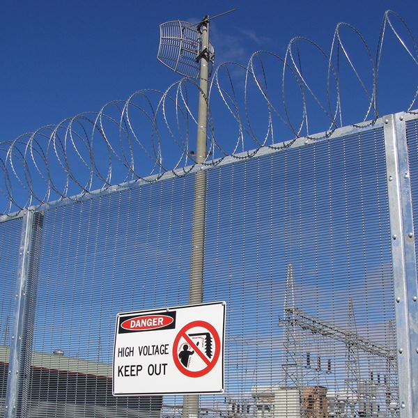 "Substation perimeter fencing one of the ""greatest failure risks"" for zone substation equipment"