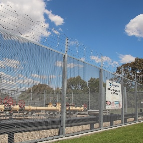 The GuardForce® 358 mesh fence and gate system is designed to prevent unauthorised access to areas where there is a risk of death or serious injury and/ or there are assets that 'sensitive' or of high value and need protection from theft or vandalism.