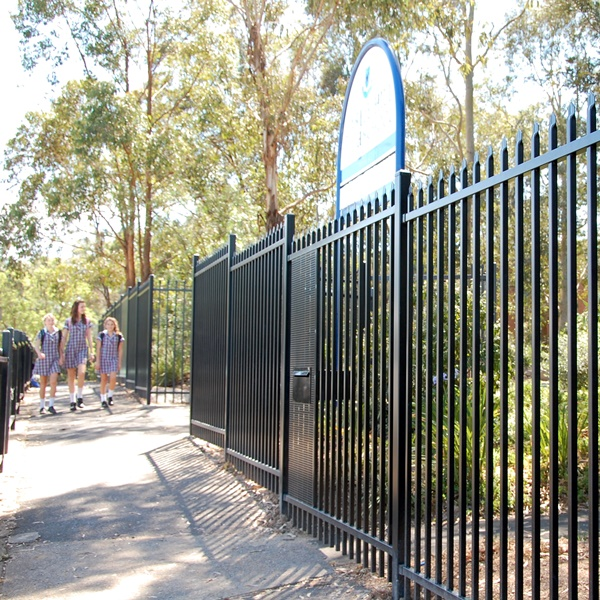 SecuraTop® School Security Fencing