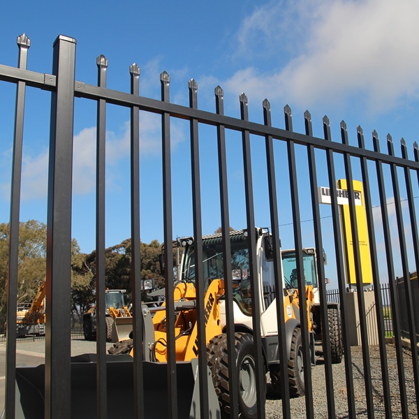 SecuraTop® Security Fencing