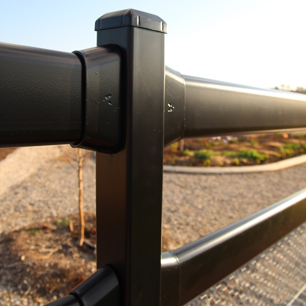 Toprail 174 Post And Rail Fencing Bluedog Fences