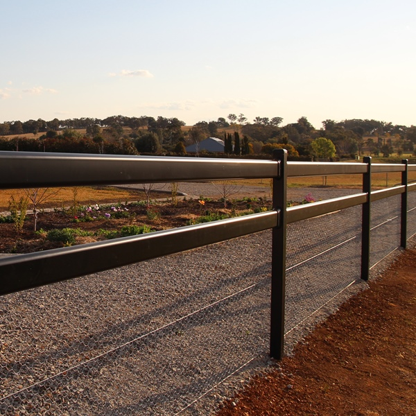 TopRail® Post and Rail Fencing
