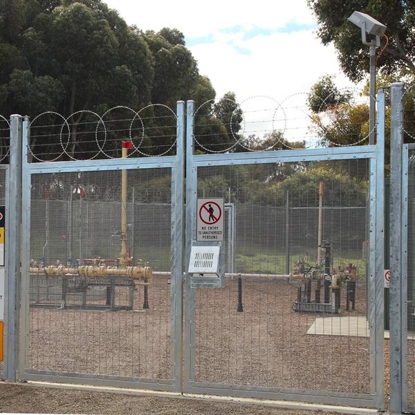 Guardforce 174 358 Mesh Fencing Bluedog Fences